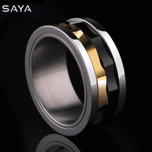 Tungsten Carbide Ring for Men