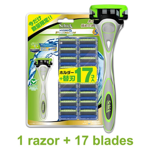 Men's Schick Hydro 5 Razor Replacement Blades