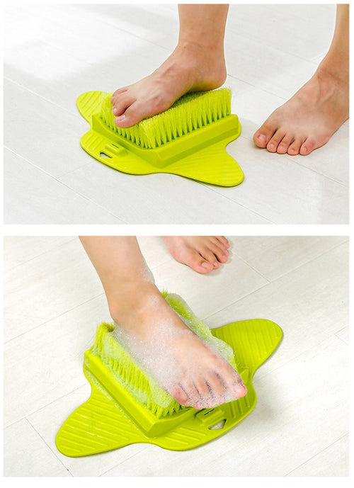 Bath and Shower Foot Scrubber Exfoliator