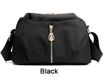 Women's Waterproof Nylon Crossbody Bag