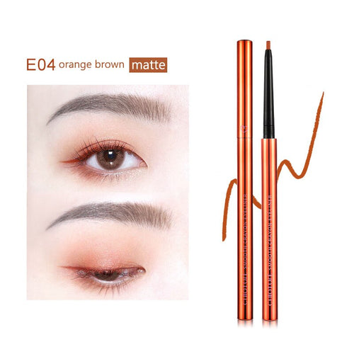 Quick Dry Long Lasting Waterproof Smudge-Proof Eye Liner Pencil