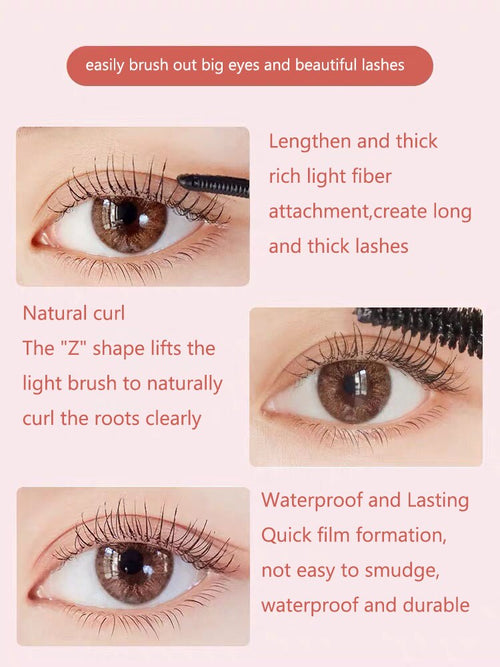 Primer Styling Liquid Waterproof Curling Setting Mascara
