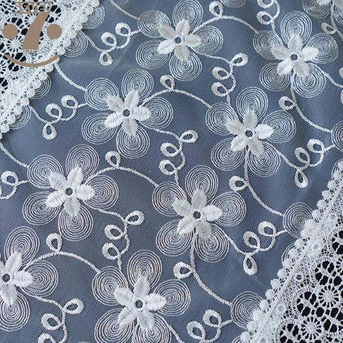 Home Decorative Embroidered Table Runner