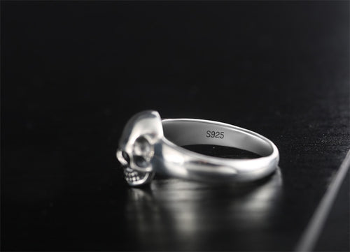 Zabra 925 Sterling Silver Ring for Men and Women