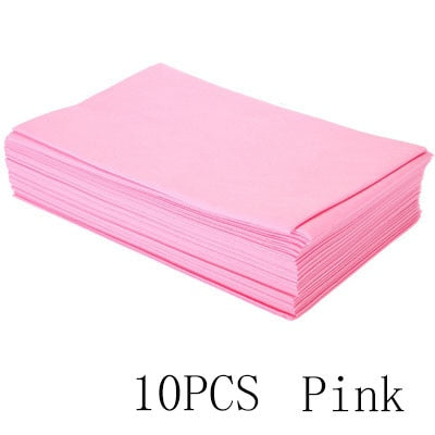 Eyelashes Bed Cover Beauty Sheets Elastic Table  Salon Sheet with Hole Quewel