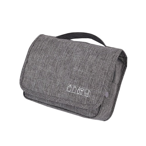 Travel Cosmetic and Toiletry Bag