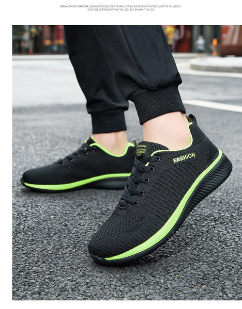 Men's Casual Breathable Lightweight Sneakers Shoes Available in Big Sizes