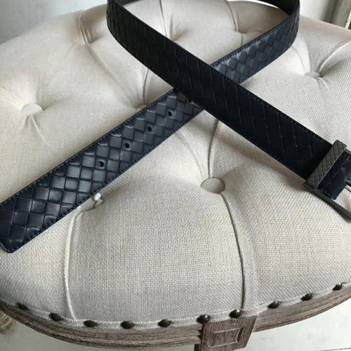 Pattern High-Quality Men's Women's Belt with Adjustable Length