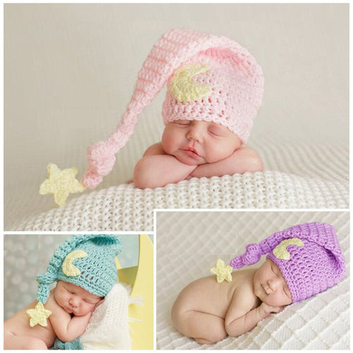 Baby Boys' Girls' Toddler Infant Knitted Hat