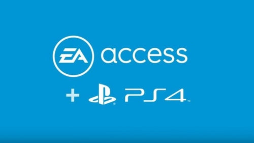 PlayStation EA Access - Gift Card EXCLUSIVELY FOR RESIDENTS OF USA