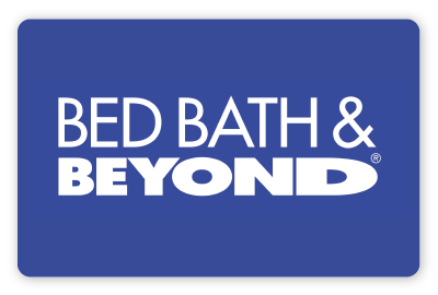 Bed Bath and Beyond - Gift Card EXCLUSIVELY FOR RESIDENTS OF USA