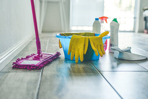 9 HOUSEHOLD CHORES YOU ONLY NEED TO DO ONCE A YEAR