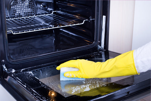 STOP putting off the inevitable: it is time to clean your oven
