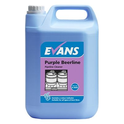 Purple Beerline Cleaner - ACE DOT SERVICES LTD