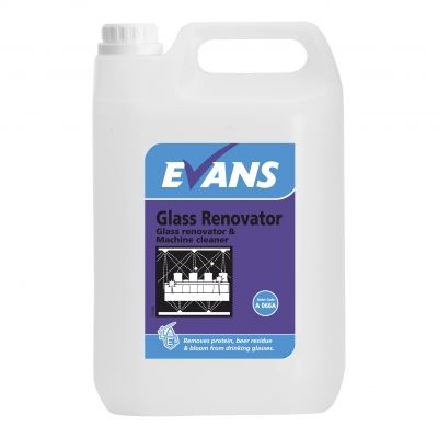 Glass Renovator - ACE DOT SERVICES LTD