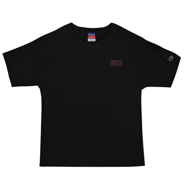 LOAF x Champion Premium Embroidered Tee