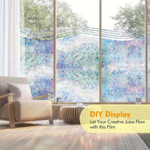🌈3D RAINBOW WINDOW FILM-(Buy 3 FREE SHIPPING)
