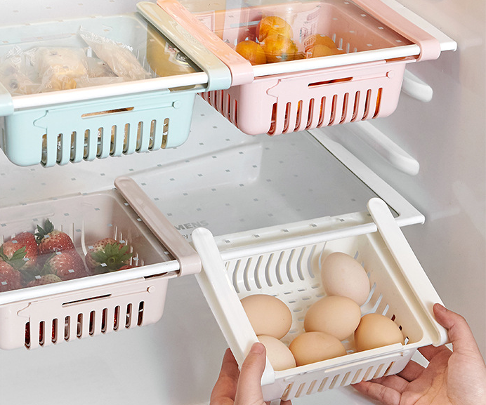40% OFF--REFRIGERATOR STORAGE RACK