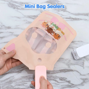 40%OFF--PORTABLE MINI SEALING HOUSEHOLD MACHINE (LAST 2 DAYS PROMOTION - 50% OFF)