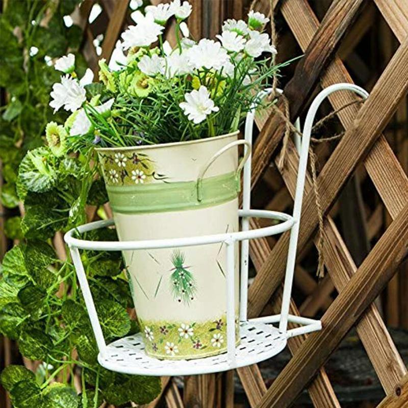 60% OFF>>Art Hanging Baskets Flower Pot Holder