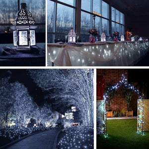 40% OFF--(Last Day Promotion ) LED Solar String Lights - 8 Working Modes