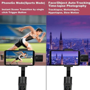 70%OFF>>3D Smart Bluetooth Handheld Smooth Gimbal