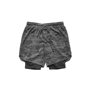 (Buy 3 Get 1 Free ) 2-in-1 Secure Pocket Shorts