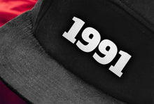 "Load image into Gallery viewer, Lyricist Lounge ""1991"" 5 Panel Cap"