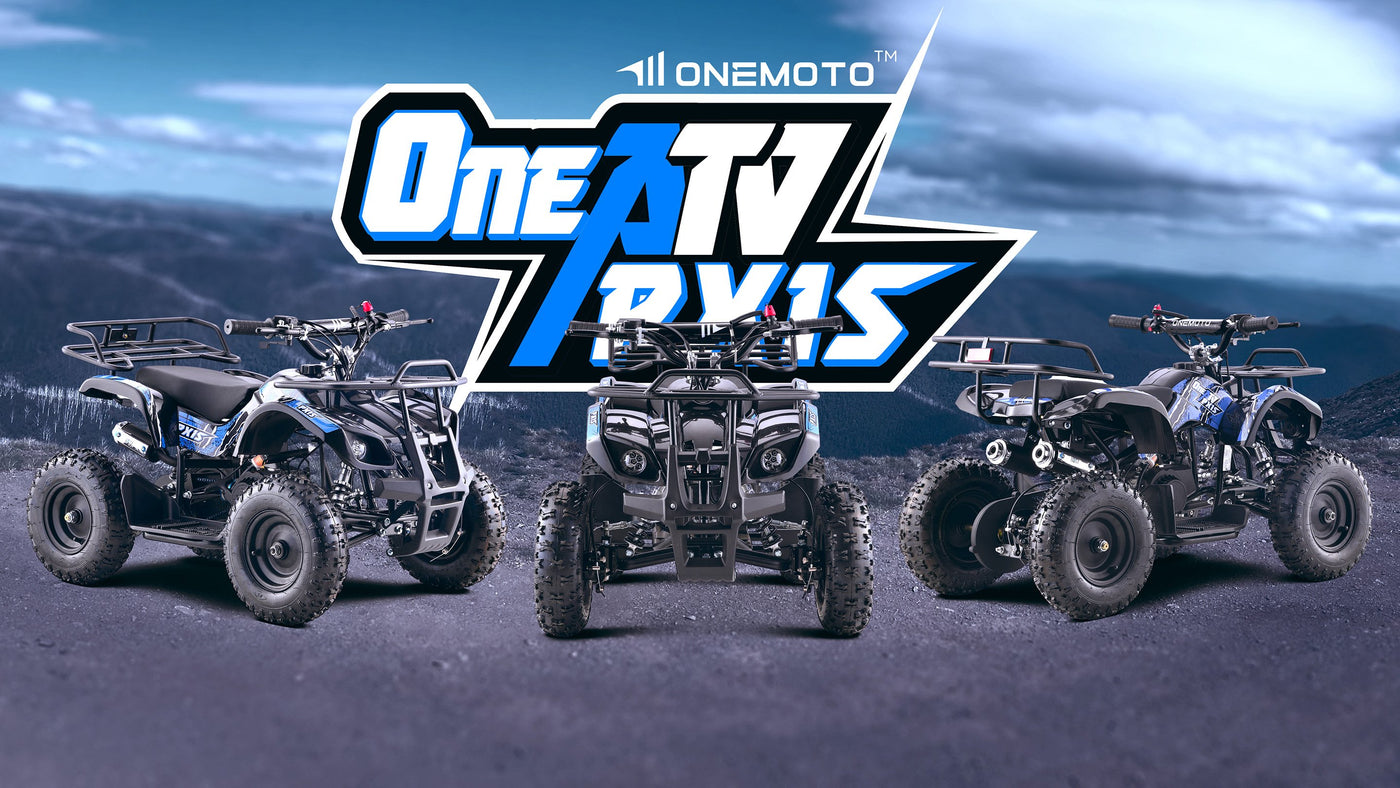 Check Out our New Range of OneMoto Quads, Buggies & Go Karts
