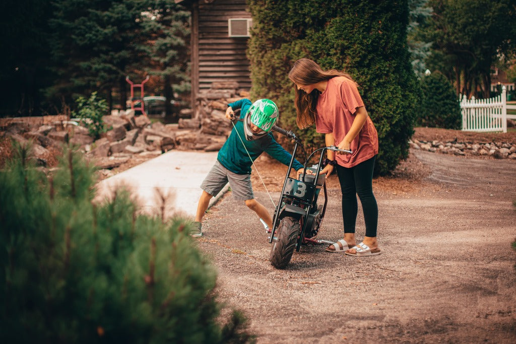 5 Things to Consider When Buying an Electric Motorbike for Your Teenager