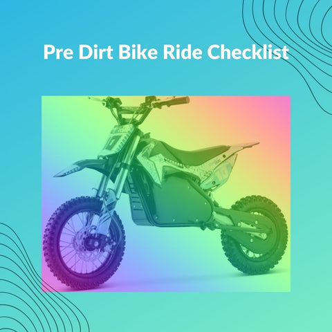 Pre Dirt Bike Ride Checklist – 13 Things To Inspect On Your Dirt Bike