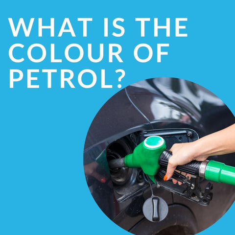 What is the Colour of Petrol?