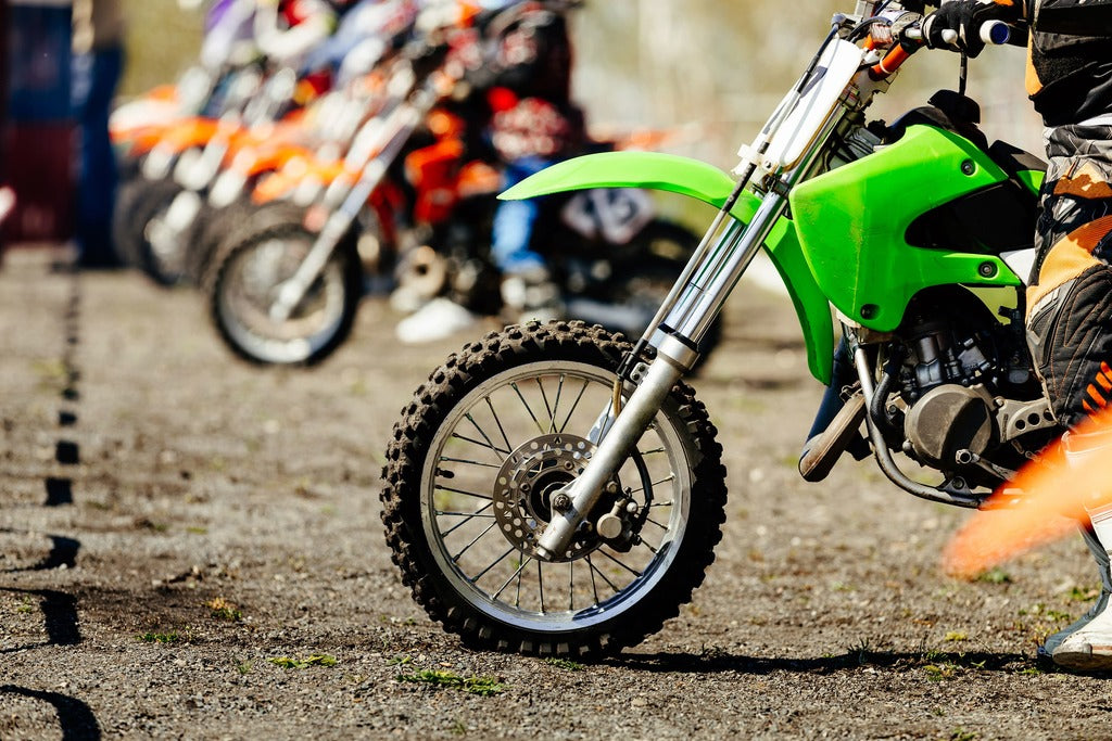 How To Start Your Child in Motocross