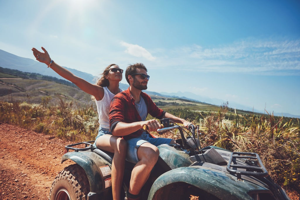 8 Reasons to Buy a Petrol Quad Bike for Your Kids