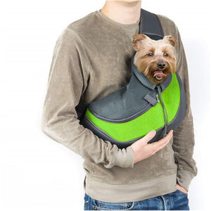 Pet Dog Cat Puppy Carrier  Outdoor Oxford Comfort Travel  Single Shoulder Bag