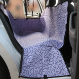 Clouds Pattern Waterproof Car Pet Cushion Automotive Dog Mat