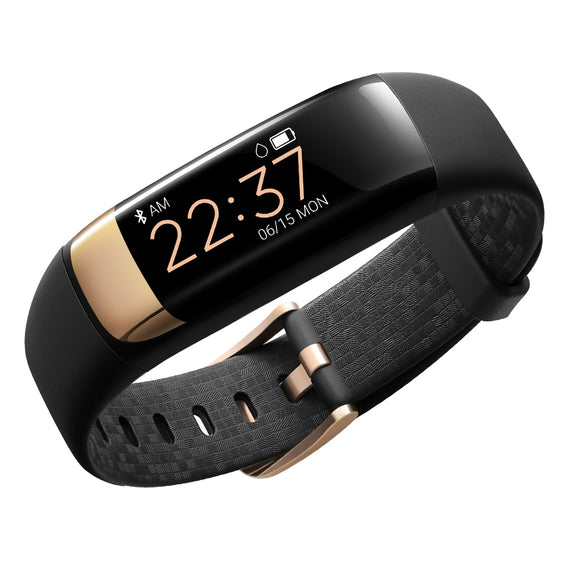 siroflo S1 Smart Wristband with Heart Rate Reminder