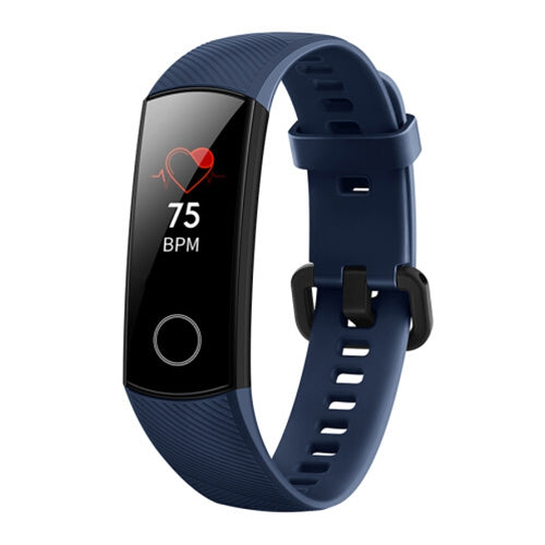 HUAWEI Honor 4 Bracelet 0.95 inch Screen Bluetooth 4.0 Call / Message Reminder Heart Rate Monitor Blood Pressure Functions