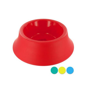 Large Size Round Plastic Pet Bowl ( Case of 48 )