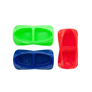 Two-Section Cat Bowl ( Case of 20 )
