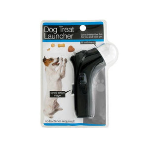 Dog Treat Launcher with Spring Action Trigger ( Case of 4 )