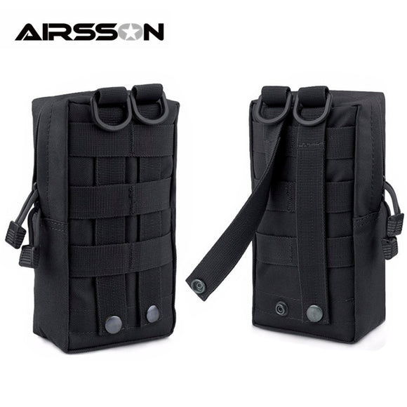 600D Airsoft Sports Molle Pouch Tactical Utility Bags for Vest Backpack Hunting Waist Pouches Outdoor Military Pack Holder Bag