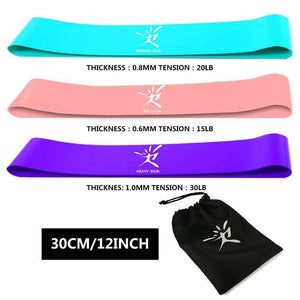 resistance bands  fitness Elastic Rubber Bands for fitness equipment Fitness gum Expander Pull Rope Gym Training Workout