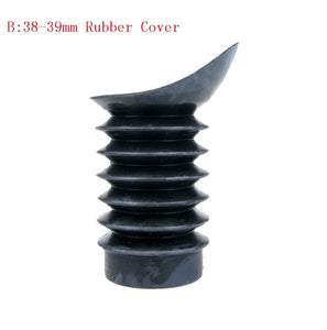 Tactical Hunting Universal 40mm PVC Rubber Cover Eye Protector Extender For Riflescope