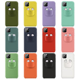 2 In1 Silicone Phone Case For iPhone 11 Pro Max Xs Max Xr X 10 With For AirPods Holder Case Phone For Air Pods Cover Drop ship