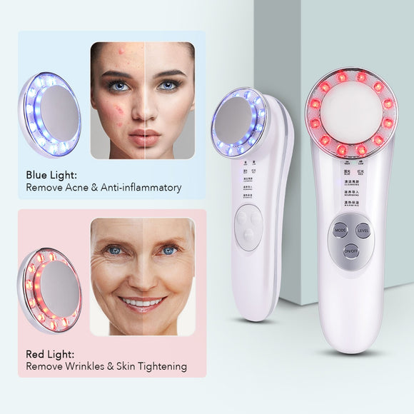 LED Photon Skin Rejuvenation Beauty Device