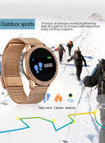 Ladies Smart Watch Blood Pressure Heart Rate Monitor Fitness tracker