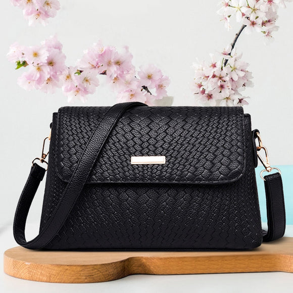 Bags for Women Fashion PU Leather Women Handbag Women's New Single Shoulder Diagonal Fashion Travel Bag Mini
