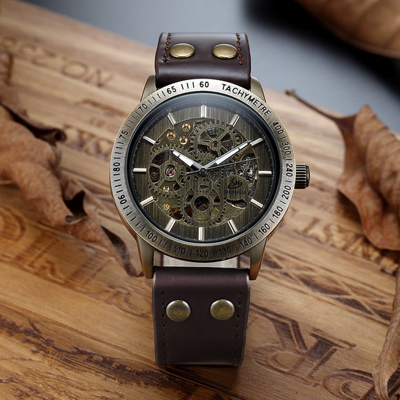SHENHUA Mechanical Watch for Men`s
