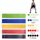 Pull Rope Fitness Exercises Resistance Bands Crossfit Latex Tubes Pedal Excerciser Body Training Workout Yoga
